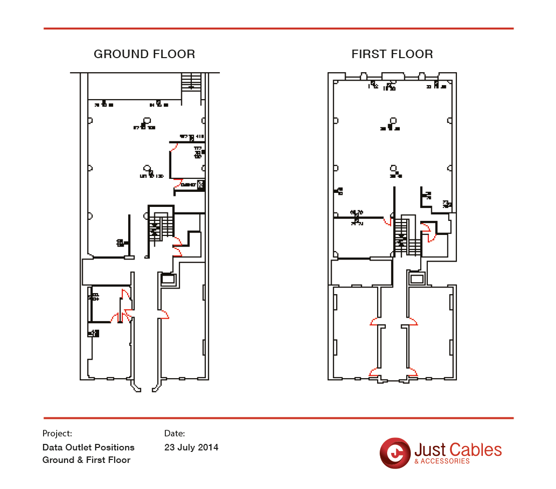 Services for Floor plan drafting services